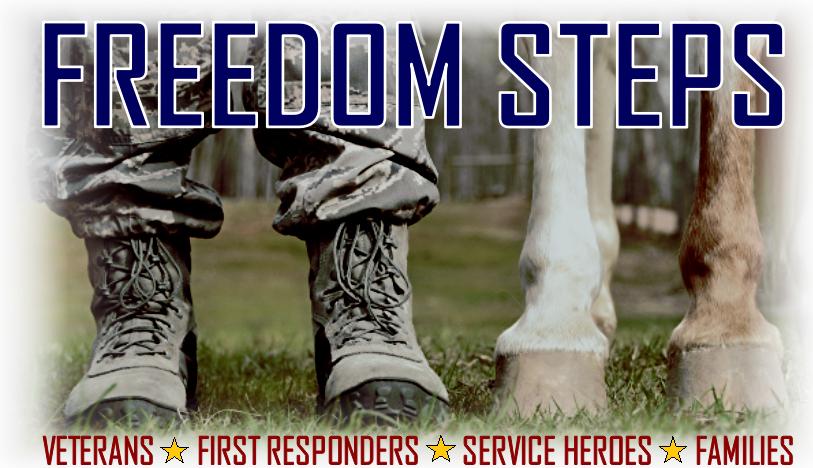 freedom steps